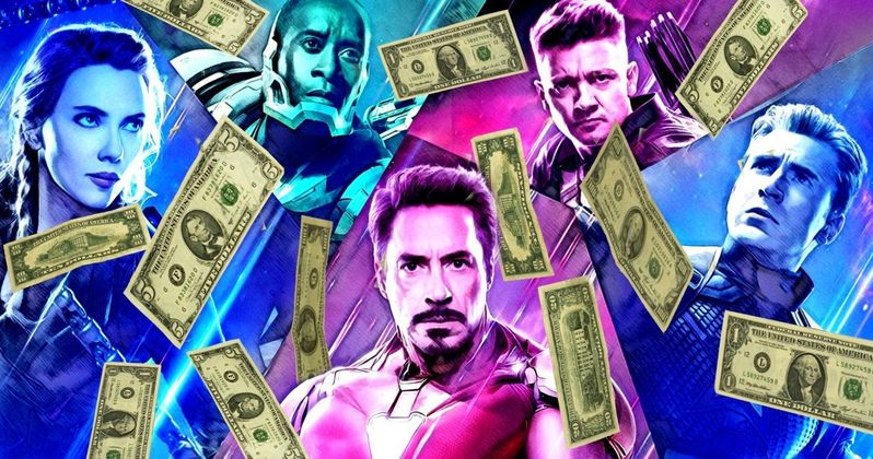 Avengers: Endgame Obliterates Thursday Night Preview Record with $60M