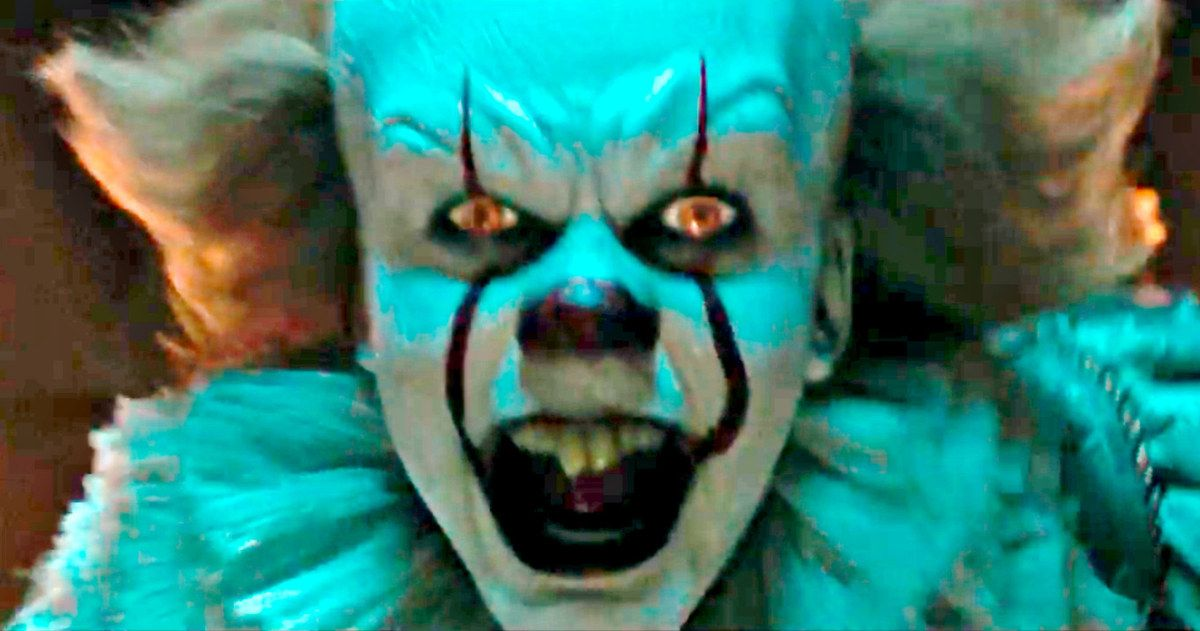 It Trailer 2 Pennywise Will Scare You To Death