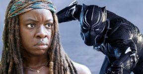 Black Panther Set Video Arrives as Danai Gurira Wraps Shooting