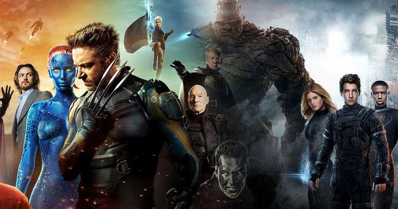 Marvel Getting Fantastic Four, X-Men Back? Disney Had Talks to Buy Fox