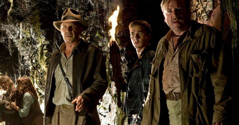 Indiana Jones 5 to Continue Crystal Skull Story?