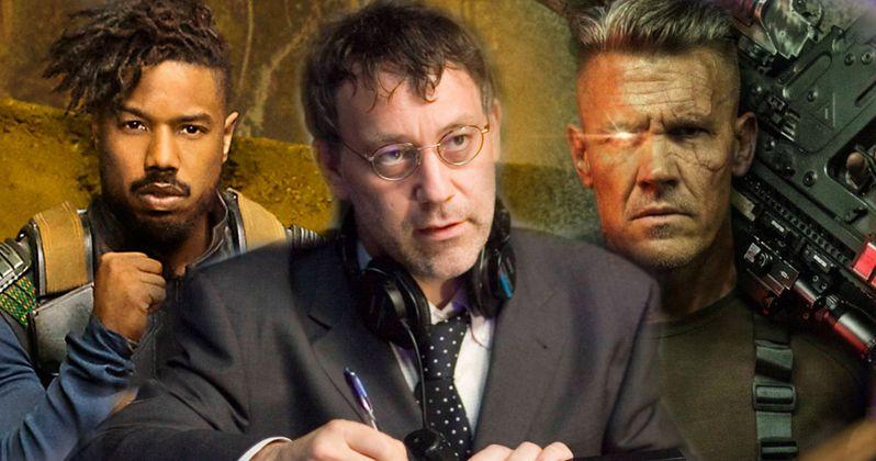 Michael B. Jordan & Josh Brolin Wanted for Sam Raimi's A Prophet Remake