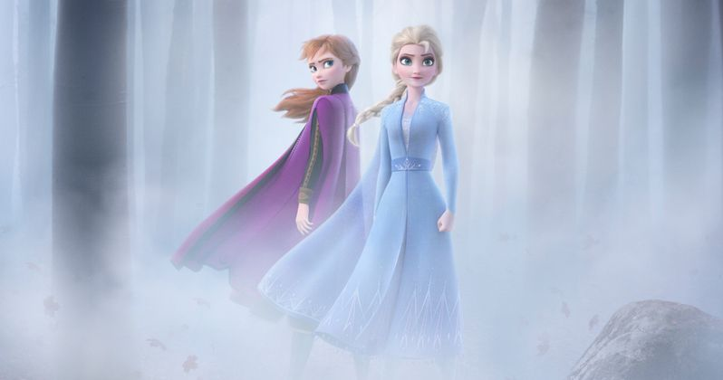 Frozen 2 Poster Reunites Anna & Queen Elsa, New Trailer Arrives Tomorrow