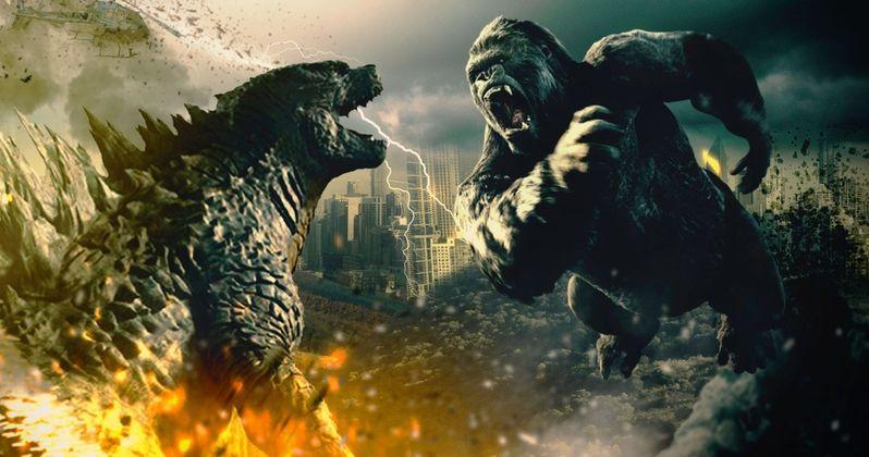 Godzilla & King Kong Writers Room Planned