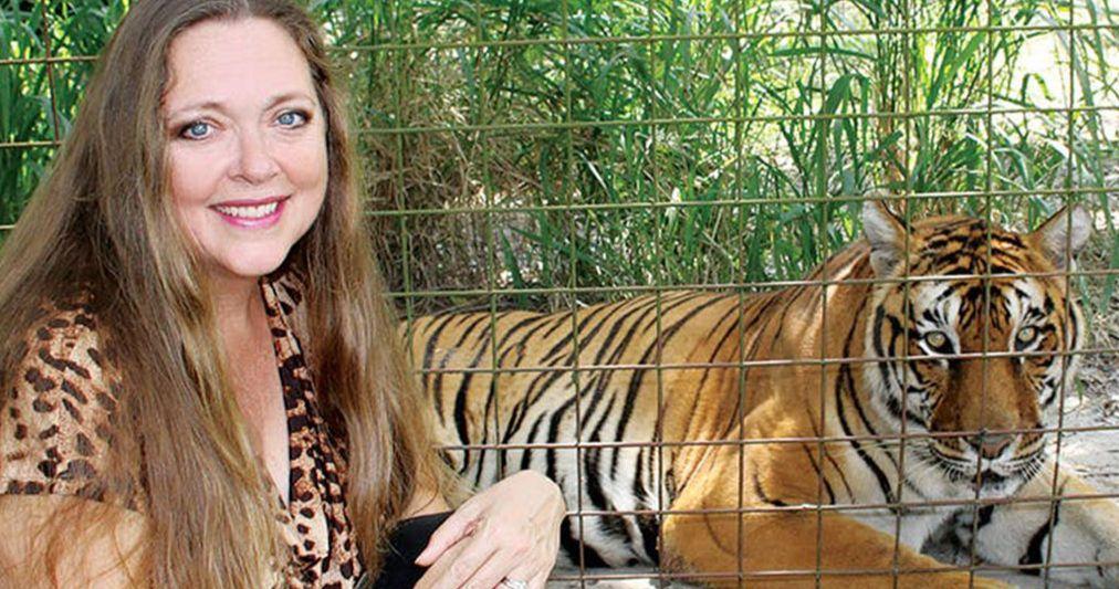 Netflix's Tiger King Could Help Solve Mystery Behind Carole Baskin's Missing Husband