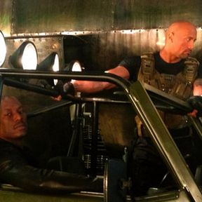 The Fast and the Furious 6 Set Videos and Photo with Tyrese Gibson