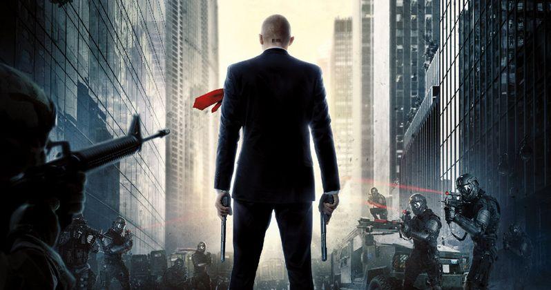 Hitman: Agent 47 Poster Featuring Rupert Friend