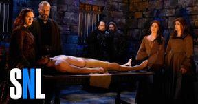 Watch Jon Snow's Painfully Slow Resurrection on SNL