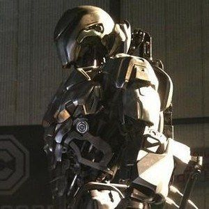 RoboCop Photos Reveal the EM-208 Human Drone and the Transforming Combat Mode Suit