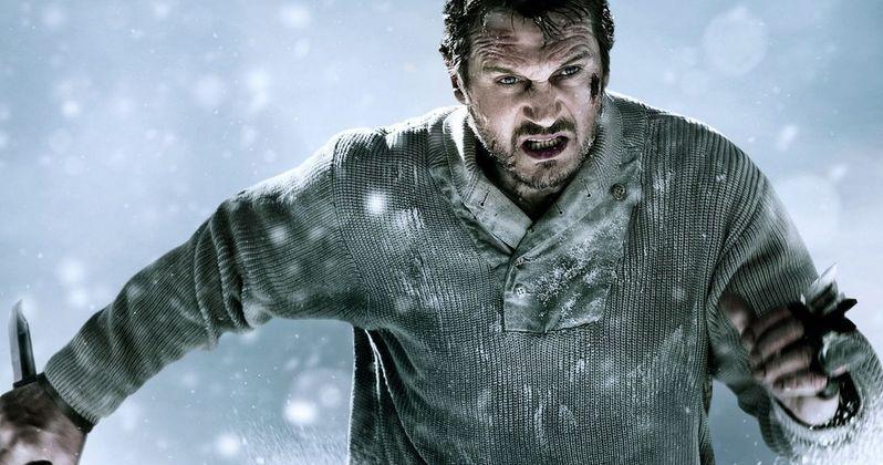 Liam Neeson's Snowplow Thriller Hard Powder Gets a Winter Release Date
