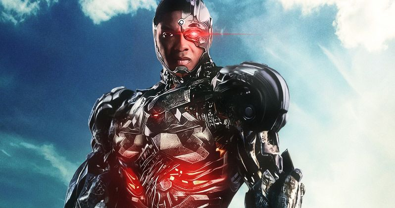 Justice League Cyborg Is Very Different from Teen Titans