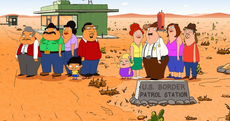 Hank Azaria Will Lead Fox's Animated Show Bordertown
