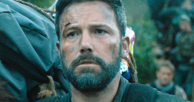Ben Affleck Takes on Ghost Army for Universal