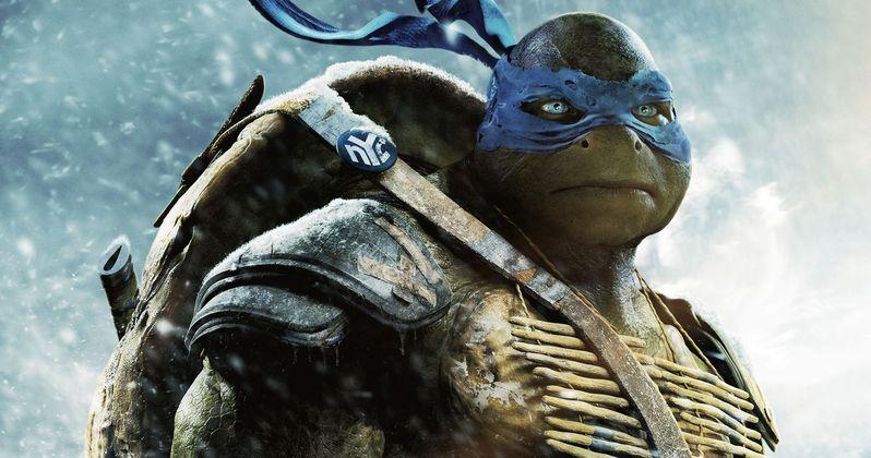 Teenage Mutant Ninja Turtles 2 Is Coming in 2016!