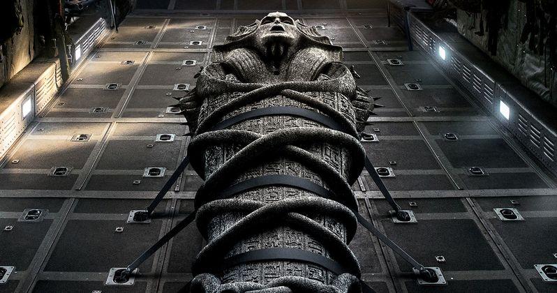 The Mummy Teaser Starring Tom Cruise Arrives, Full Trailer Coming Sunday