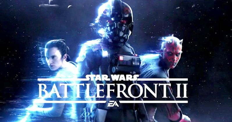Watch the Star Wars Battlefront 2 Panel Live from Celebration