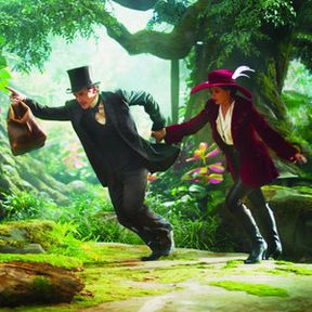 Travel to The Wonderful Land of Oz: The Great and Powerful