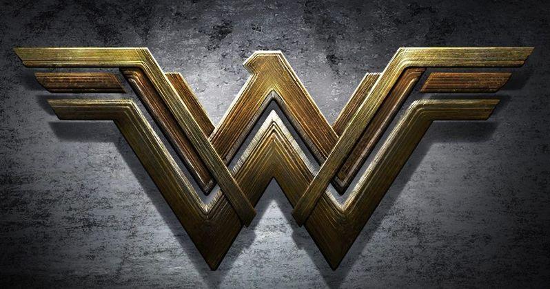 Wonder Woman Movie Logo Revealed; Sneak Peek Coming Tonight