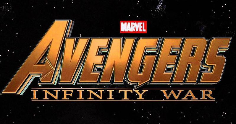New Avengers: Infinity War Logo Unveiled