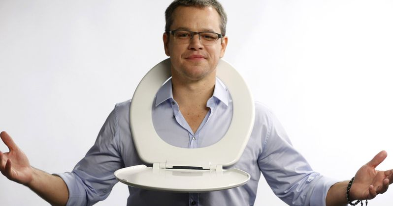 Matt Damon Takes on Crazy Con Man Drama Charlatan