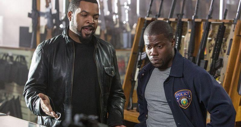 Ride Along 3 Will Reunite Ice Cube & Kevin Hart Again