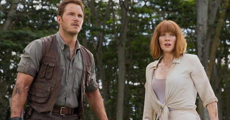 Jurassic World Trilogy Planned by Spielberg & Trevorrow