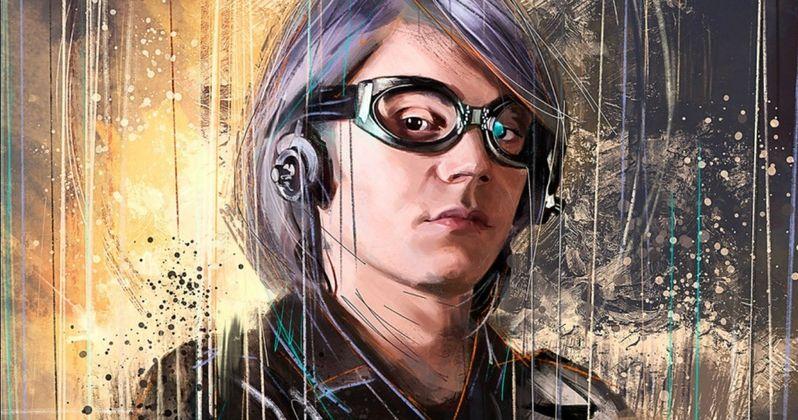 Evan Peters Returns as Quicksilver in X-Men: Dark Phoenix