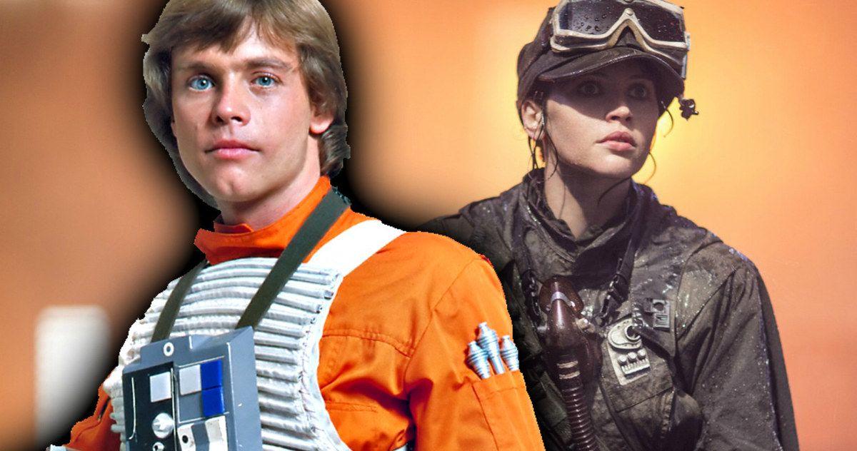Jyn Erso to Return in a Star Wars Luke Skywalker Spin-Off?