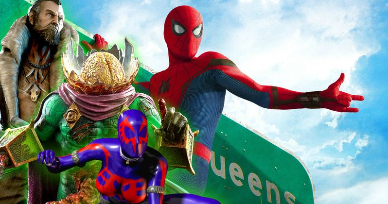 Tom Holland Wants to Fight Mysterio, Kraven & Spider-Girl in Spider-Man 2
