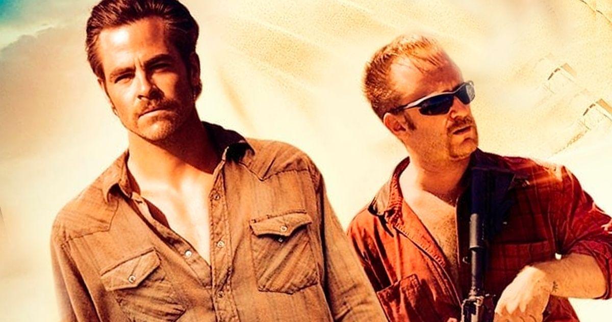 Крис Пайн и Бен Фостер воссоединятся для съемок триллера «Насилие действия»
