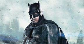 Ben Affleck Says Batman Has No Script, Still Not a Sure Thing