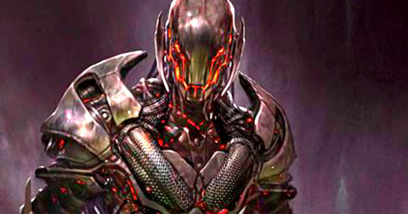 Avengers 2 Concept Art Shows Alternate Ultron Designs