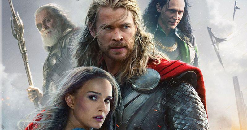 Second Thor: The Dark World Blu-ray Trailer