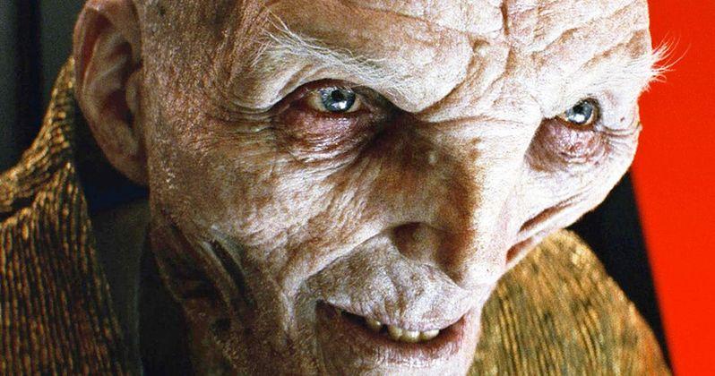 Snoke Twist Explained by Rian Johnson in The Last Jedi