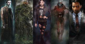 Justice League Dark Concept Art Reveals Rejected Pitch