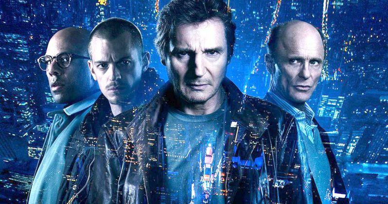 Run All Night Poster with Liam Neeson and Joel Kinnaman