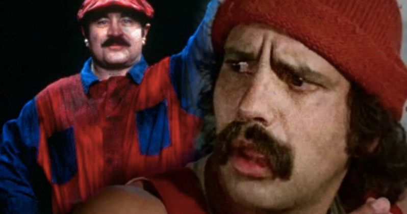 Cheech Was Almost Mario in the Super Mario Bros. Movie