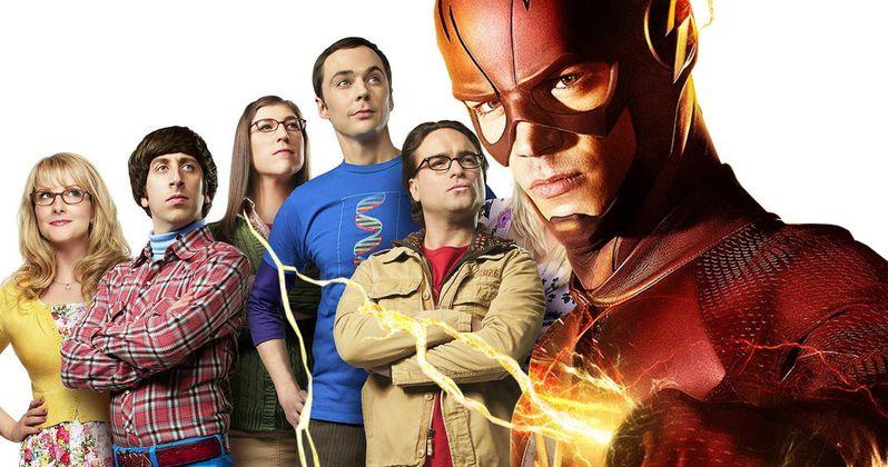 Will The Flash Visit The Big Bang Theory Season 10?
