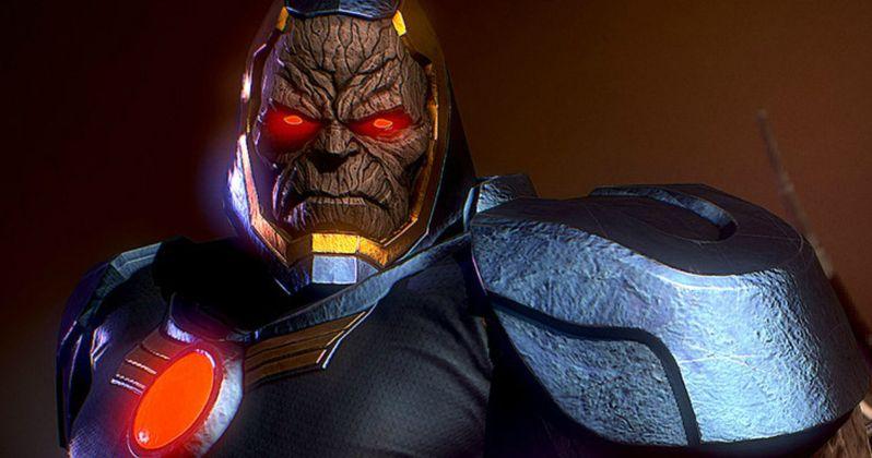 Darkseid Has a Huge Presence in Justice League?