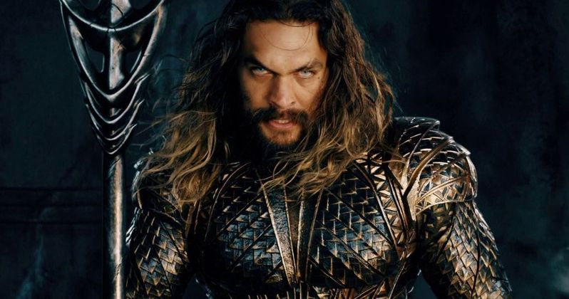 Aquaman Movie Is Completely Finished