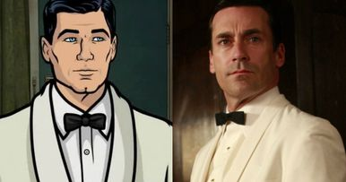 Archer Producer Wants Jon Hamm for Live-Action Movie