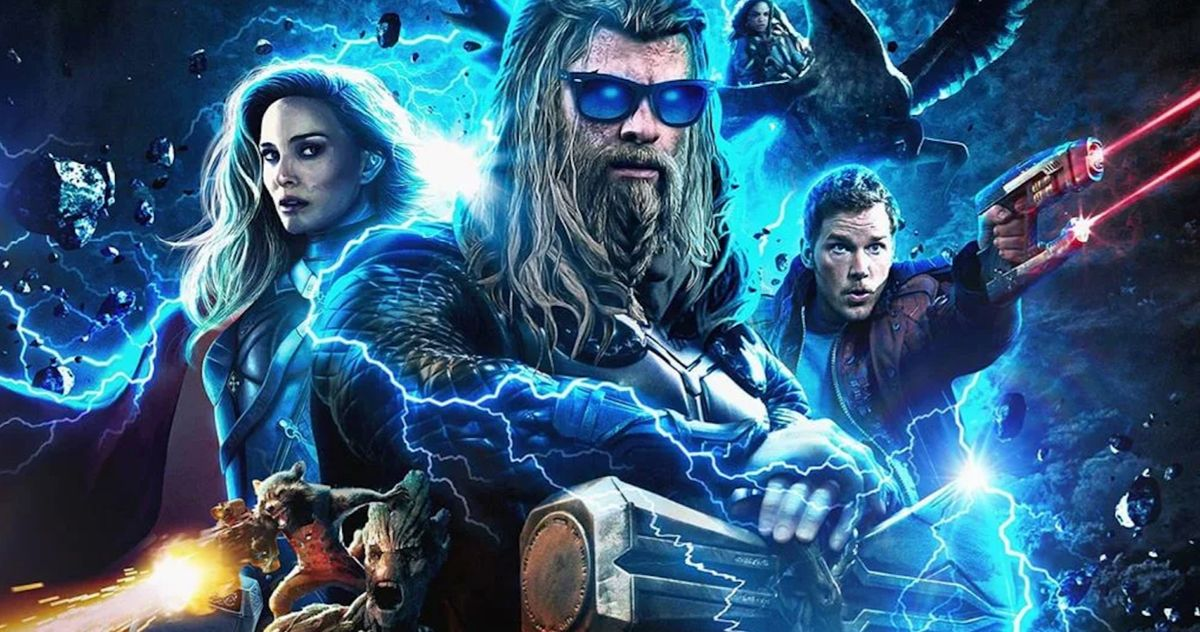 Thor Love And Thunder Guardians Galaxy Actors Wrap