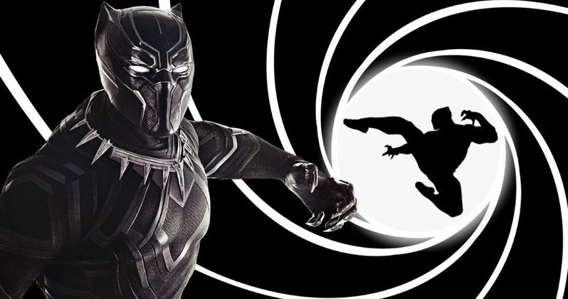 Black Panther Is the MCU's Version of James Bond Says Director