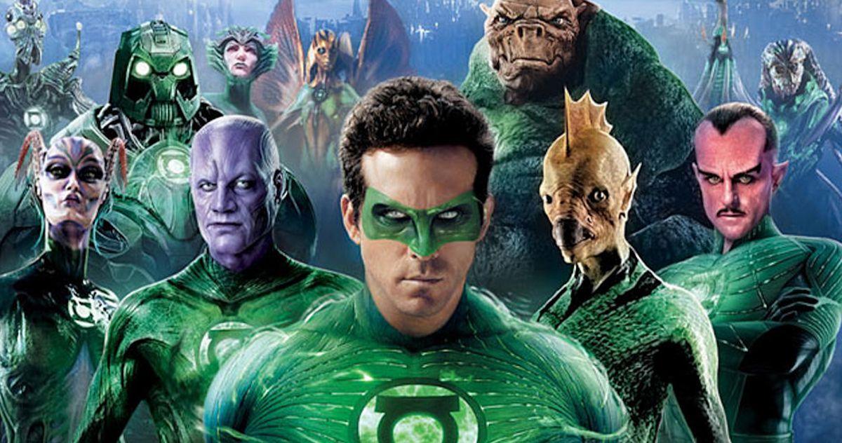 Райан Рейнольдс развенчивает свое возвращение в роли Зеленого фонаря в фильме Зака Снайдера «Лига справедливости»