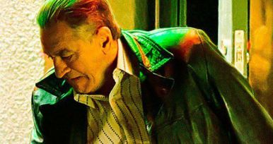 Scorsese's Irishman Poster Has Robert De Niro Out for Blood