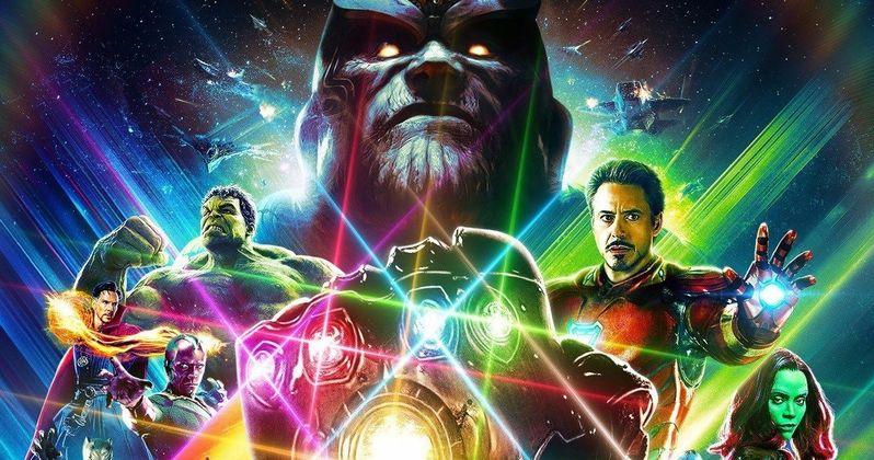 Infinity War Is a Heist Movie Says Directors