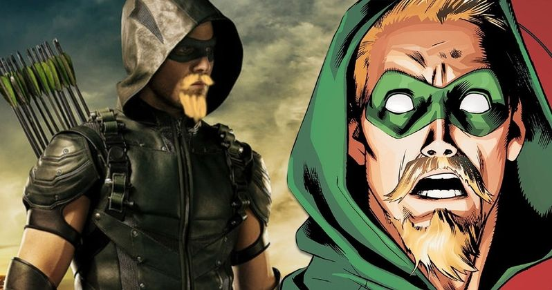 DC's Legends of Tomorrow Will Have Stephen Amell as Future Green Arrow