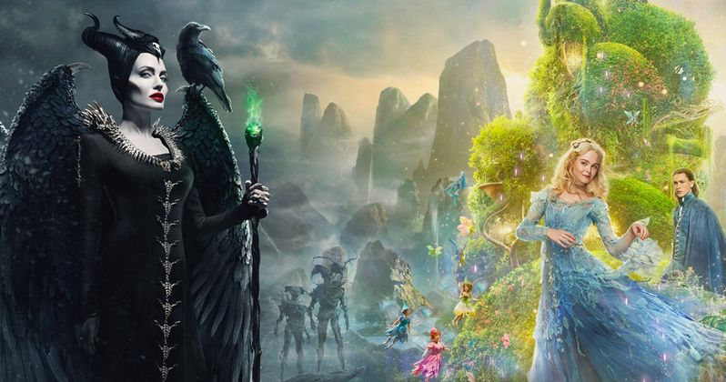 Maleficent 2 Storms D23 With Spooky Mistress Of Evil Footage