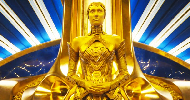 Adam Warlock's Cocoon Detailed in New Guardians of the Galaxy 2 Concept Art