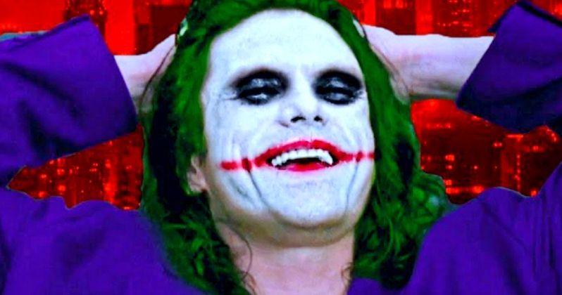 Joker Fan Trailer Shows Why Tommy Wiseau Should Win the Role